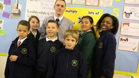 Brookside Junior School have appointed a new maths coordinator to improve their maths teaching after