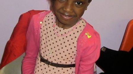 Zipporah Fornah will play Young Nala in the Lion King.