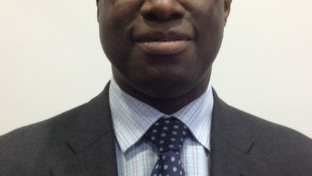 Dr Frank Chinegwundoh has received an MBE for services to the NHS