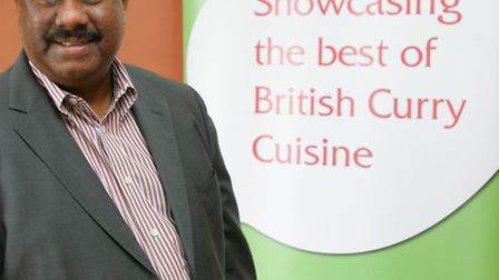 Syed Belal Ahmed founded the British Curry Festival 10 years ago