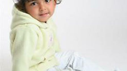 Rhiya Malin, 2, died after her head became lodged in a Wendy house