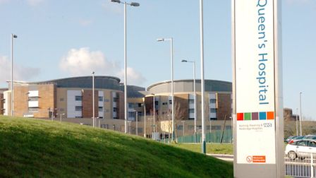 Queen's A&E patients are waiting an average of five-and-a-half hours to be seen
