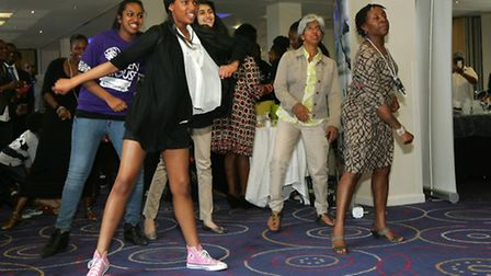 New Health and Lifestyle Show at the Holiday Inn, Eastern Avenue, zumba dance workout