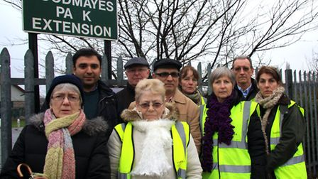 Residents previously raised opposition to the lease of Goodmayes Park Extension