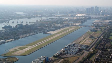 London City Airport had its busiest month in May with record numbers of passengers passing through i