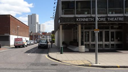 The Kenneth More Theatre as it is today