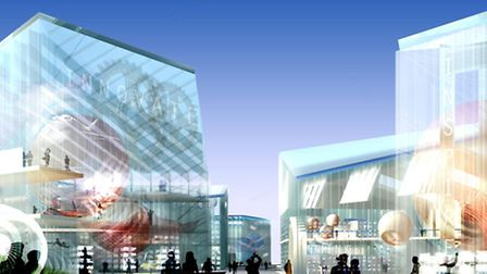 The £1.5blillion deal will transform Silvertown Quays into a global brands centre