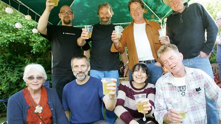 London Gilder Cider's annual open day and tasting event