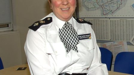 Borough Commander Det Ch Supt Sue Williams will be answering your questions today