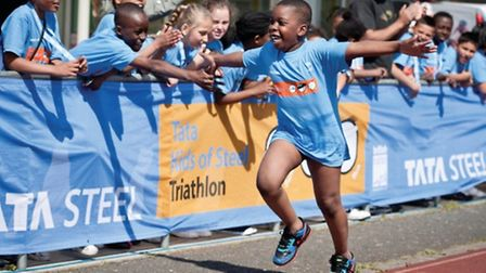 Thousands of children are expected to take part in this year's series of events