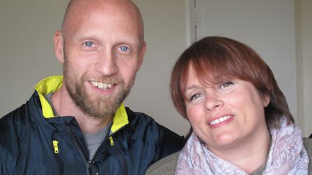 Peter Chisnall will be running the length of the River Thames for his sister Claire Parry