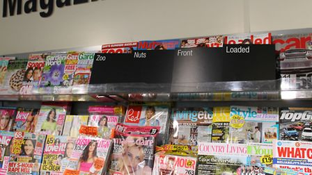 The Co-operative has given publishers of 'lads mags' a deadline to cover up their front pages