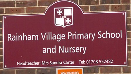 "Rainham Village Primary School has maintained its ""good"" Ofsted rating."