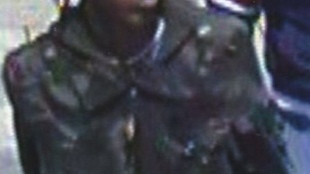 Anyone with information, contact British Transport Police on 0800 40 50 40, or text 61016, quoting b