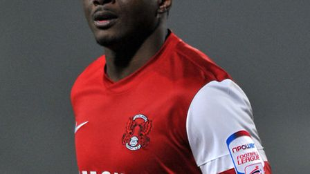 Kevin Lisbie netted from the spot against the Cosmos