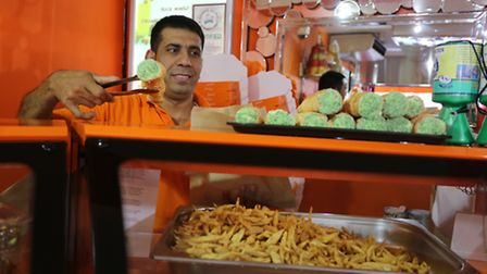Arshad Khan in Gourmet Bakers and Sweets