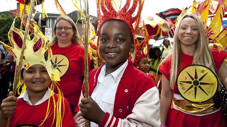 This year's Mayor's Newham Show promises two days of free fun for the whole family Picture:Andrew Ba