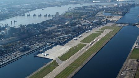 London City Airport has submitted a planning application to make infrastructure changes