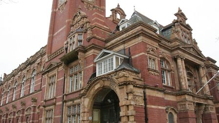 Newham Town Hall in East Ham.