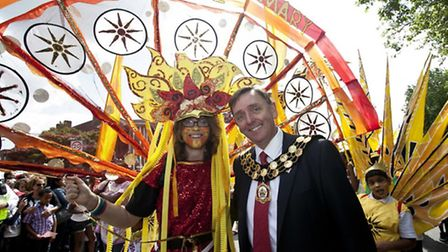 This year's Mayor's Newham Show on July 13 and 14 will have something for everyone Picture: Andrew B