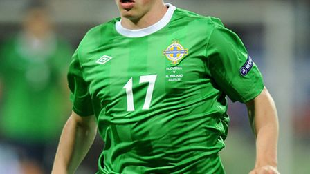 Leyton Orient have completed the signing of Northern Ireland midfielder Johnny Gorman. Pic: Martin R