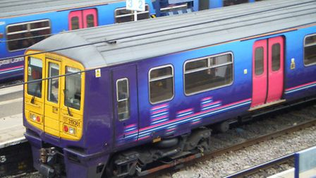 Train delays expected this afternoon due to high temperatures.