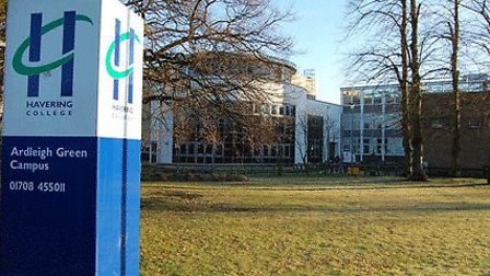 Pupils will now longer be able to start A-level courses Havering College