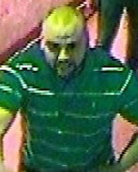 The third man police would like to speak to (photo: Essex Police)
