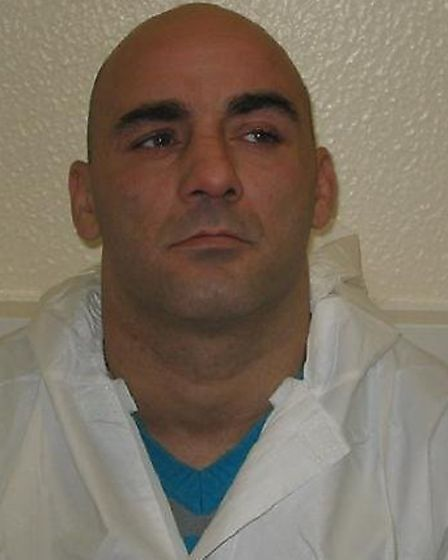 Vasile Bogdan was jailed for 10 years for robbing jewelleries dressed as a woman.