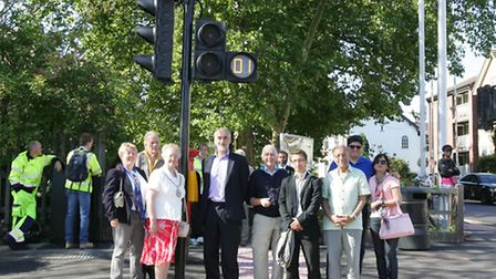 Redbridge Council in conjunction with Transport for London has installed a new set of traffic lights