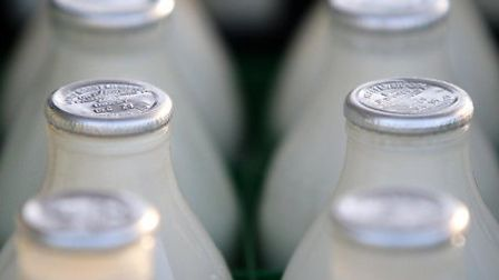 The burglar has been raiding fridges as well as homes during break-ins over the past fortnight. PA/