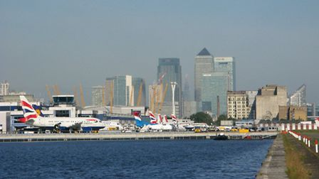 London City Airport has had its busiest month in July