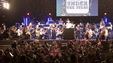 The Royal Philharmonic Orchestra ends the four-day music festival on a classical note Picture: ©www