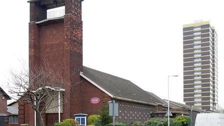St Paul's Church in Maryland Road, Stratford.