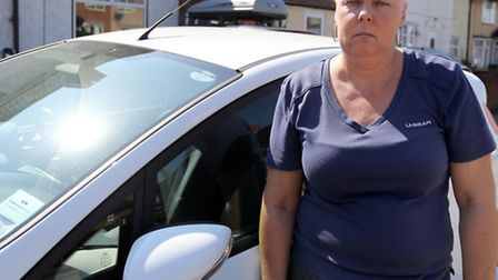 Linda Oliver asked Ford if she could reduce her payments on her car but they have refused.