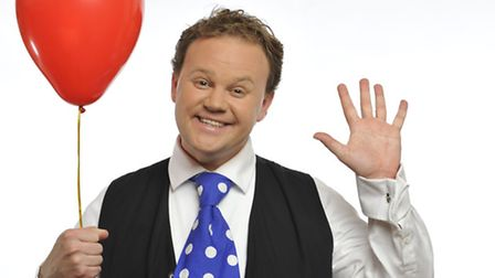 Justin Fletcher , a familiar face for many youngsters, will be appearing at this year's LolliBop eve