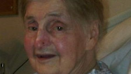 Margery Gilbey, 88, was strangled in her home . Picture: Met Police