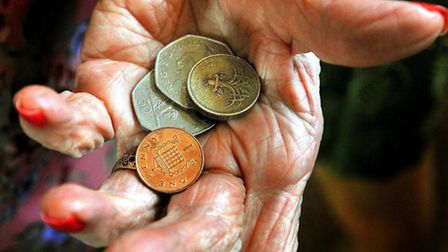 Elderly people who contribute towards their care have been receiving their bills late because of a b