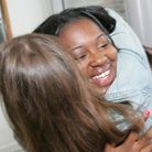 Ornalla Twengi was full of beans after getting one A*, one A, four Bs and four Cs at Loxford School
