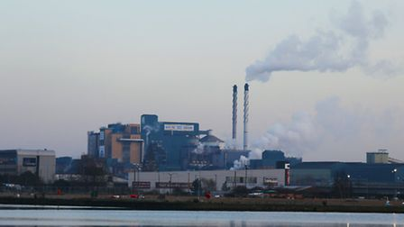 The Tate&Lyle Sugars refinery in Silvertown.
