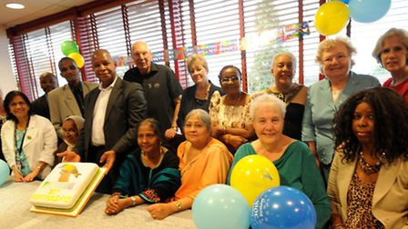 CYANA patrons celebrate the charity's 30th birthday