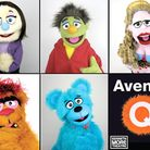Characters from Avenue Q.