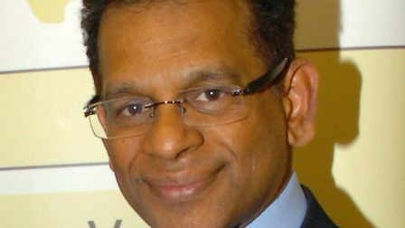 Med Buck, who chaired health watchdog Havering LINk before it was dissolved