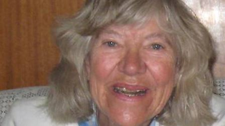 An image of Rosemary Shearman released by police. Picture: Metropolitan Police Service