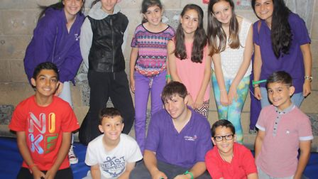 More than 80 children attended the summer camp