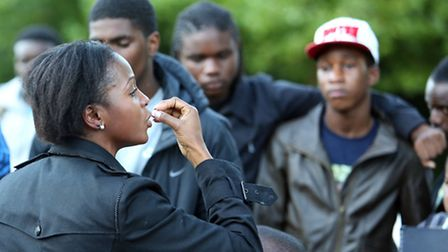 'Open your mouths' - Champion's mum Peguy pleads with his friends to break their silence and speak t