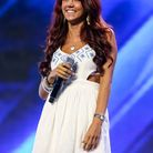 Lydia Lucy during her X Factor audition. Credit: Tom Dymond/ Thames TV