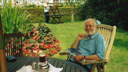 A memorial service will be held at St Barnabas Church for Rev Barry Arscott
