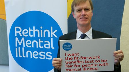Stephen Timms MP is backing the campaign by the charity