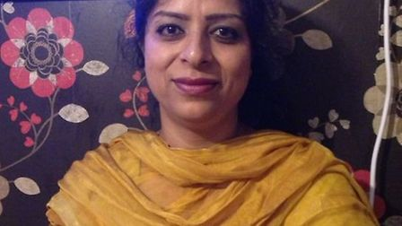 Amina Bibi was found dead at her Forest Gate flat on Friday morning